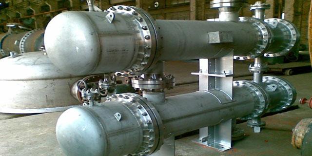 无锡螺旋板换热器专业团队 推荐咨询 无锡市第二锅炉辅机供应