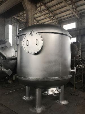 无锡精密过滤器设备 推荐咨询 无锡市第二锅炉辅机供应