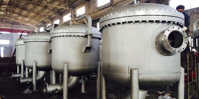 无锡滤芯过滤器设备 诚信为本 无锡市第二锅炉辅机供应