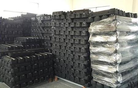 黄浦区中央空调外机减震垫制作厂家 有口皆碑「宁波轩辕橡塑制品供应」