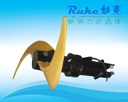江苏专用水下推流器便宜 真诚推荐 江苏如克环保设备供应