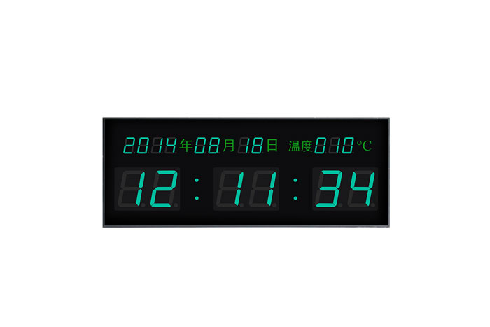 重庆学校数显钟系统供应商 信息推荐 成都可为科技供应