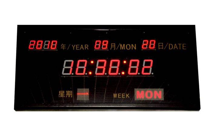 四川学校子母钟多少钱 有口皆碑 成都可为科技供应