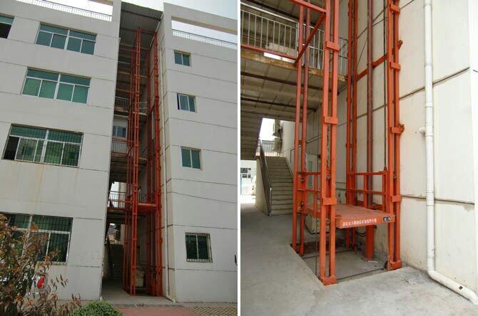 辽宁传菜电梯生产制造厂 欢迎来电 蚌埠大华升降机械供应