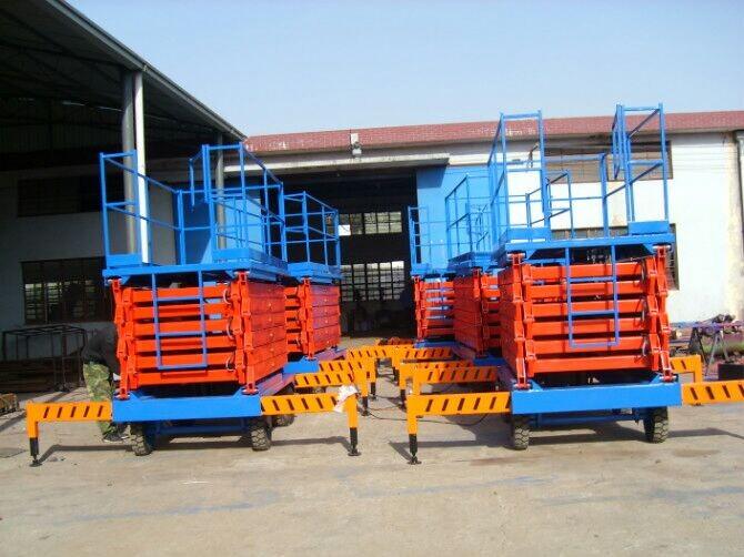 安庆化工厂房升降机 诚信服务 蚌埠大华升降机械供应