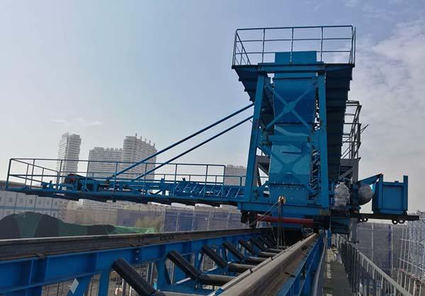 南通双侧飞机堆料机厂家供应 江阴拓高机械供应
