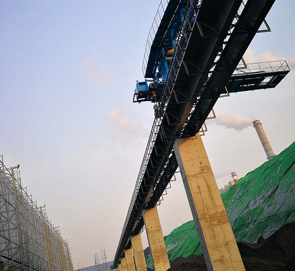 江西单侧飞机堆料机厂家供应 江阴拓高机械供应