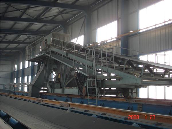 宁波重型卸料车厂家 江阴拓高机械供应