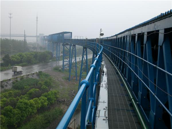 陕西管状带式输送机厂家 江阴拓高机械供应