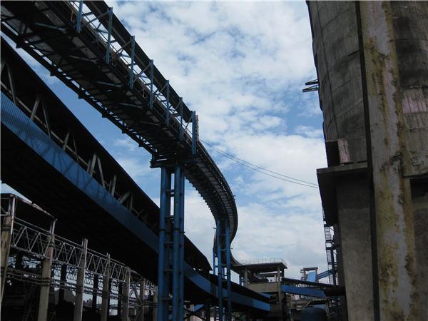 江西电厂带式输送机价格 江阴拓高机械供应