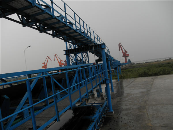 广州电厂带式输送机生产厂家 江阴拓高机械供应
