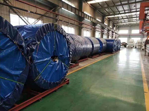 甘肃电厂带式输送机生产厂家 江阴拓高机械供应