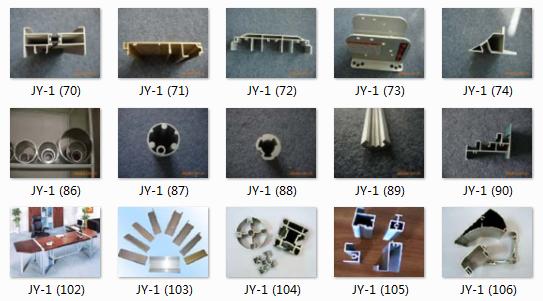 6005材质铝型材装饰铝合金 非标装潢装上海玖伊金属制品供应「上海玖伊金属制品供应」