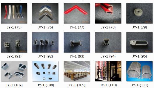 定做非标铝型材连接铝环 图纸订制装饰直角上海玖伊金属制品供应「上海玖伊金属制品供应」