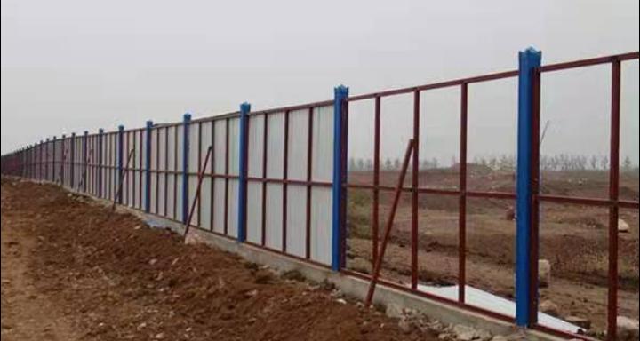 新余绿植围档批发价格 钢结构雨棚 南昌邱泽工程物资供应