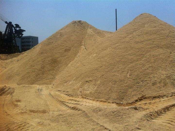 通州区建筑黄沙找哪家「南通海辉建材供应」