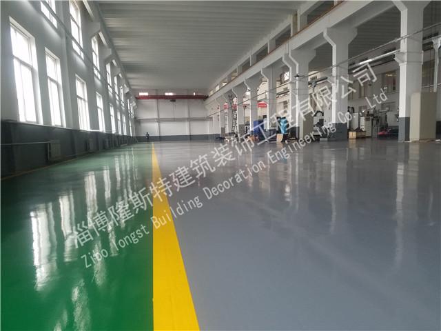 北京户外环氧地坪施工「隆斯特建筑装饰工程供应」