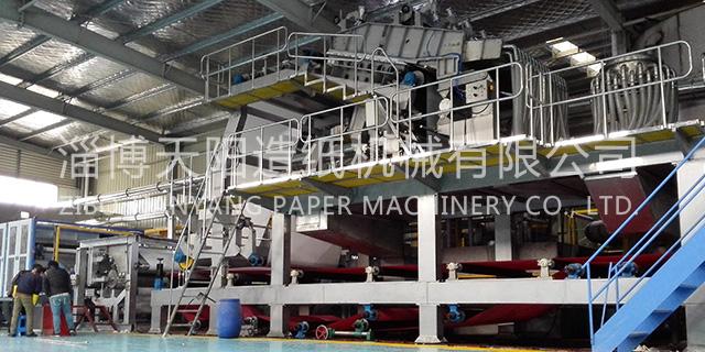 淄博碳纤维机械设备生产厂家 淄博天阳造纸机械供应
