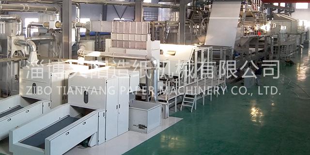 淄博电池隔膜造纸设备生产厂家 淄博天阳造纸机械供应
