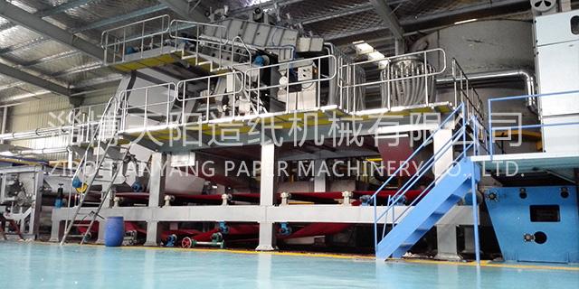 淄博医疗卫生材料无纺布设备机械厂 淄博天阳造纸机械供应