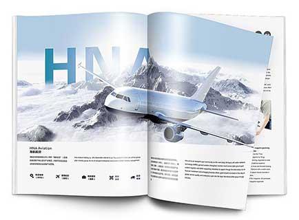 湖北建筑公司企业画册印刷 欢迎咨询「建彩数码印刷供应」