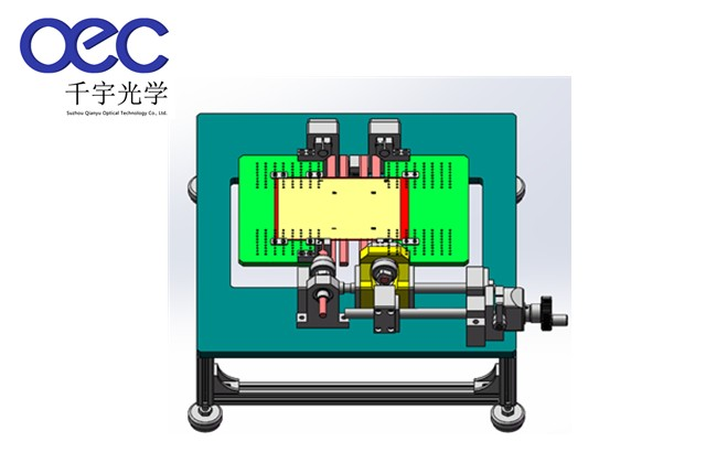 江苏折叠屏穹折测试弯折机厂家 苏州千宇光学科技供应