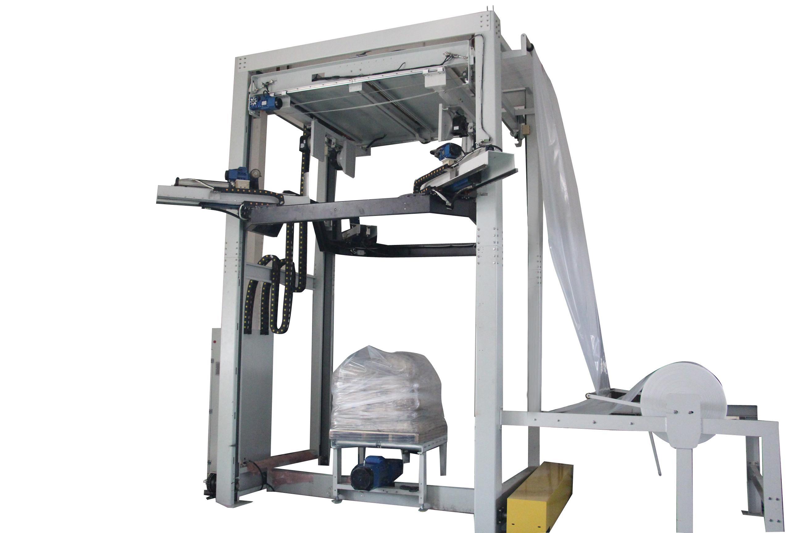 上海智能封切收缩包装机 上海固好包装机械供应