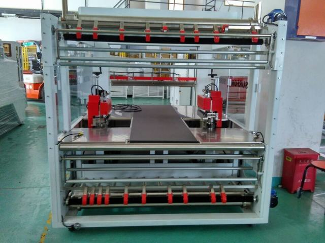 上海太阳能板封切机热收缩机 客户至上 上海固好包装机械供应