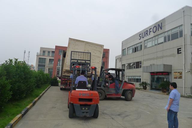 江苏滤清网封切机热收缩机 服务为先 上海固好包装机械供应