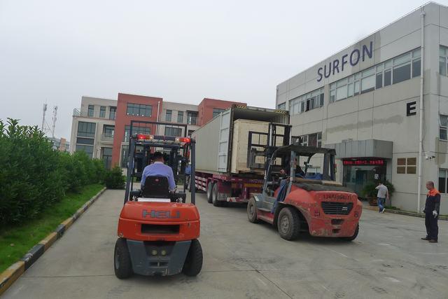 江苏啤酒封切机热收缩机 上海固好包装机械供应