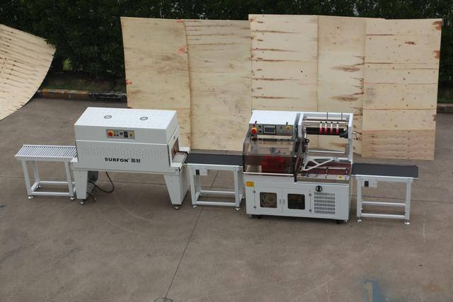 昆山6m长的铝材封切机热收缩包装机 欢迎来电 上海固好包装大发棋牌APP下载供应