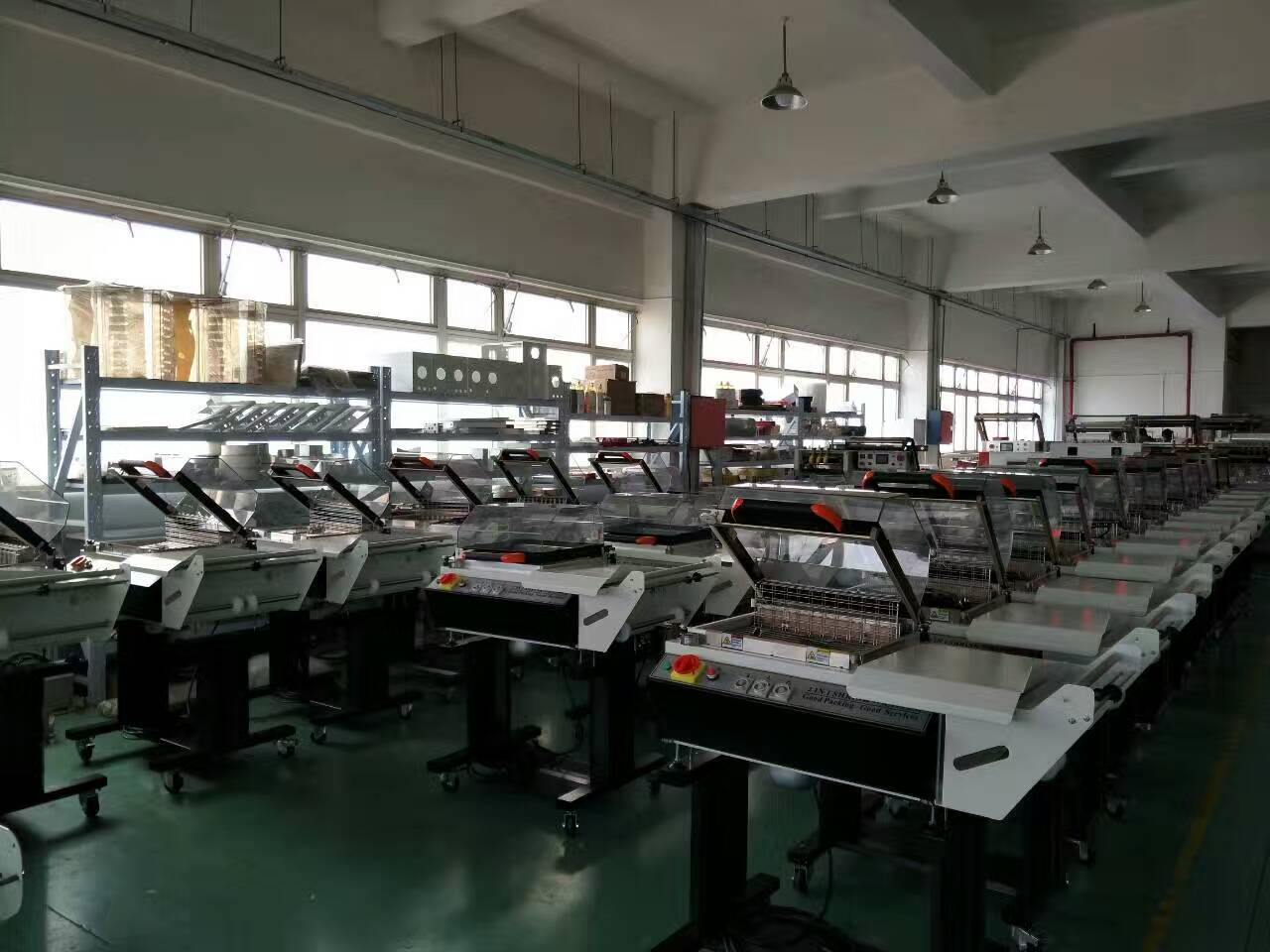 江苏口碑好收缩机推荐货源 诚信服务 上海固好包装机械供应