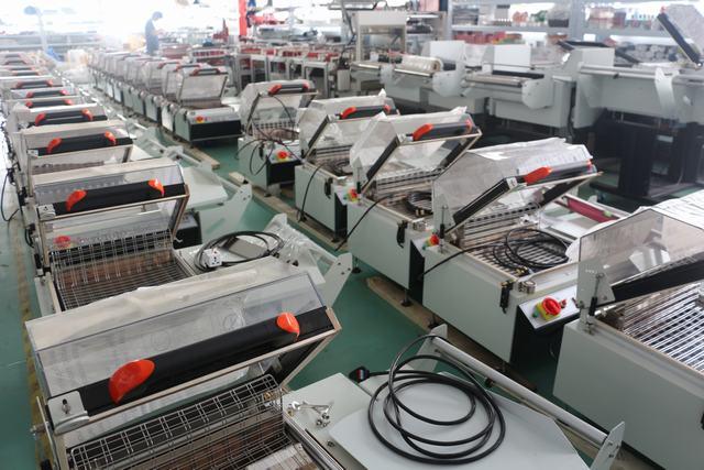 江苏机械式收缩机性价比高 贴心服务 上海固好包装机械供应