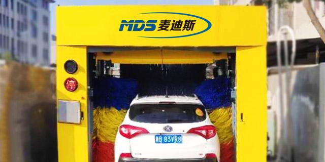 贵州龙门洗车机安装 太仓麦迪斯供应