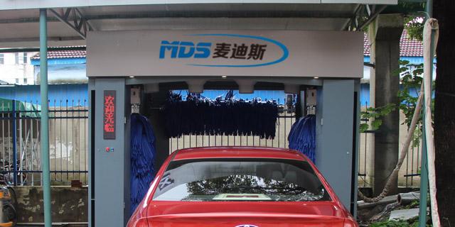 重庆智能全龙门洗车机 太仓麦迪斯供应