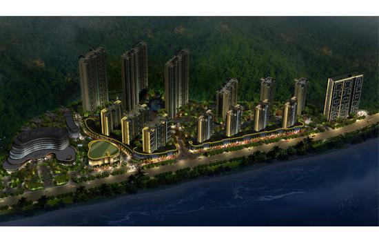 温州大楼楼顶灯光亮化制造厂家 创造辉煌「温州乾成广告供应」