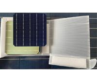 吉林双晶硅太阳能电池片厂家 来电咨询 无锡萨科特新能源科技供应