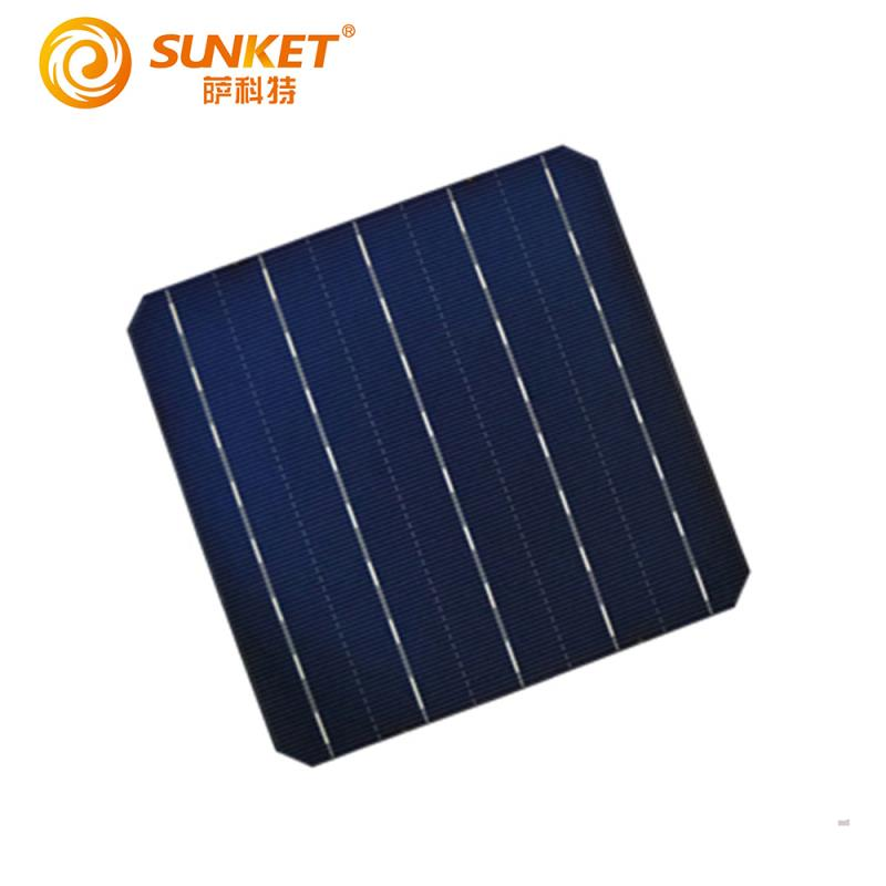 黑龙江光伏太阳能单晶好还是多晶好 和谐共赢 无锡萨科特新能源科技供应