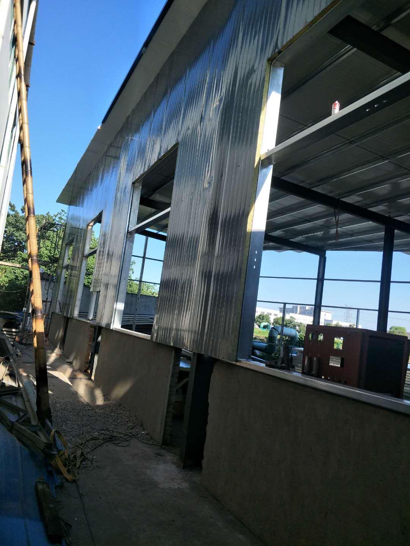 宿迁装饰彩钢瓦搭建 诚信为本 无锡创信装饰工程供应
