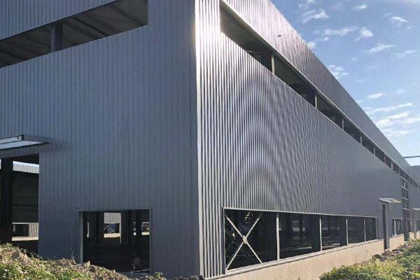常州高层钢结构安装 抱诚守真 无锡创信装饰工程供应