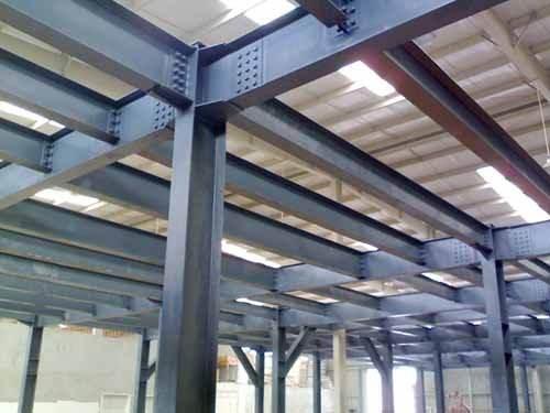 吴江热镀锌钢平台搭设,钢平台