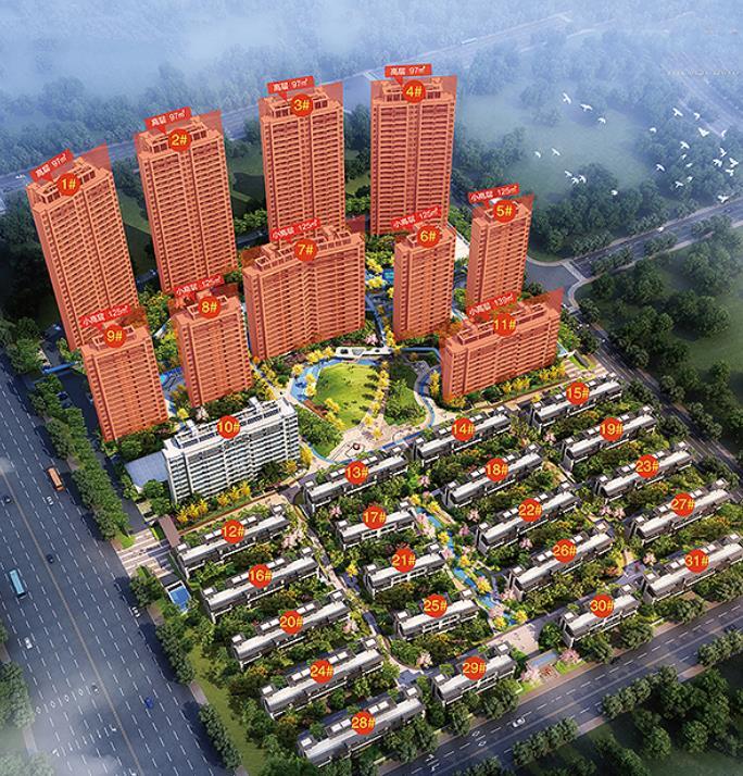 杭州湾新区中南滨海壹号多少钱一平米