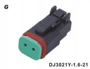 乐清通用汽车氧传感器插头 贴心服务「乐清市乐克电子供应」