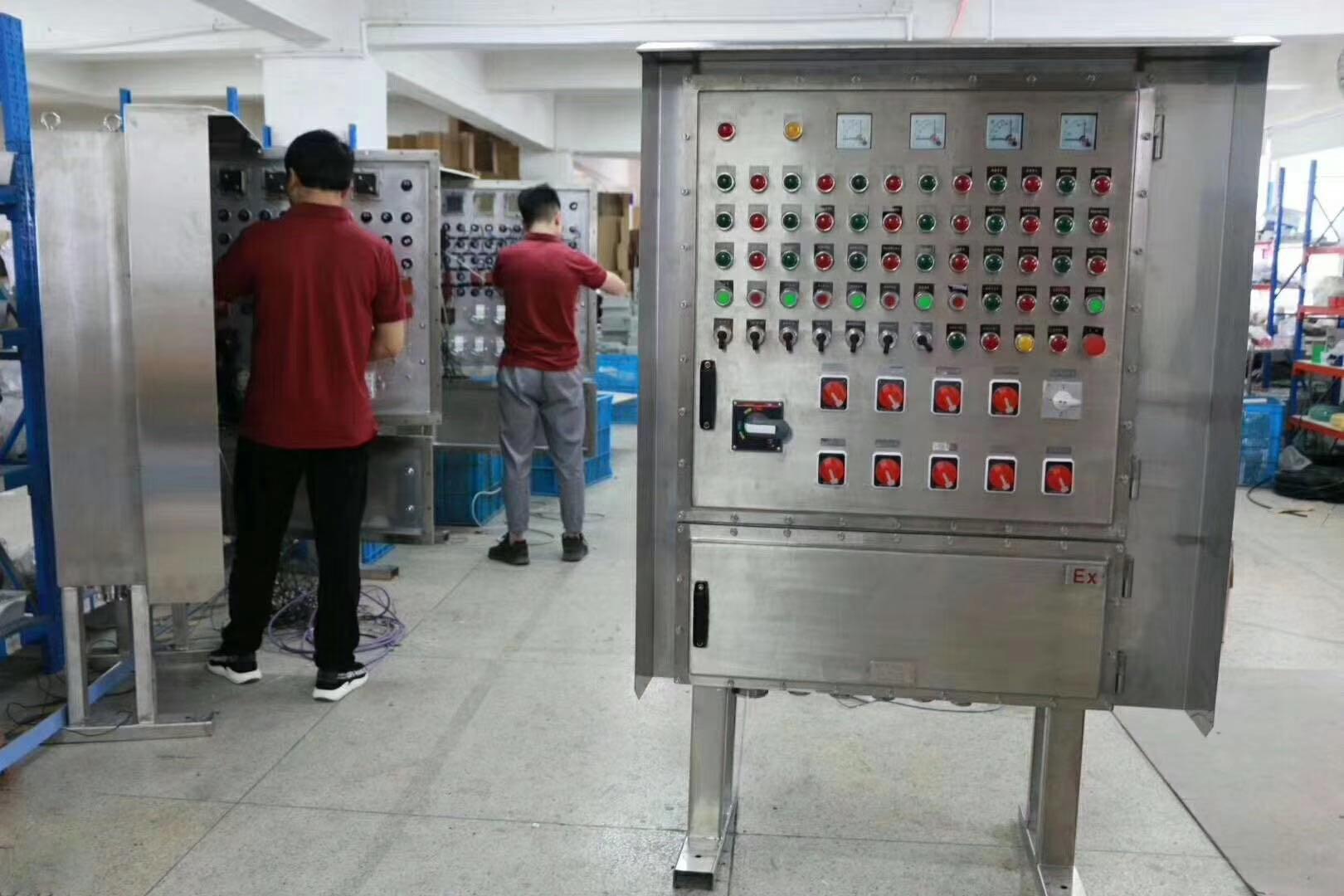 江苏iic级防爆配电箱制造 欢迎来电 浙江创泽防爆电器供应