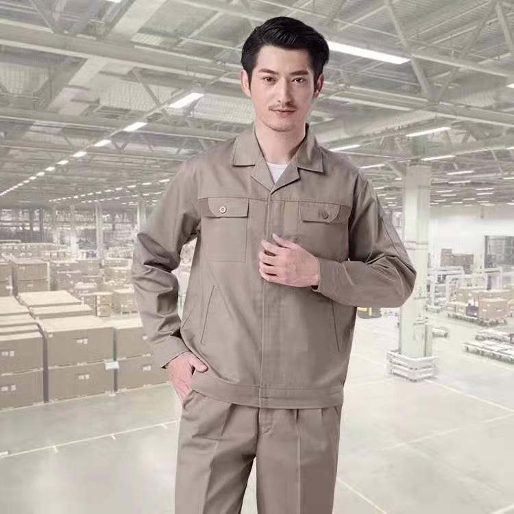 全棉高端廠服質量放心可靠 值得信賴「寧波市寧森服飾供應」