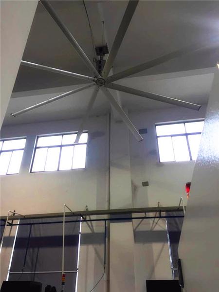 吉林6米直径落地扇价格行情 贴心服务 上海爱朴环保科技供应