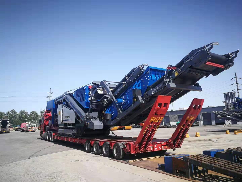 福建专业移动式破碎机专业运输诚信企业,移动式破碎机专业运输