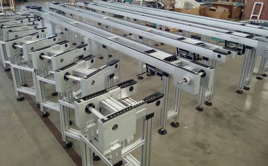建德输送机 输送带 流水线 生产线私人定做 铸造辉煌 艾姆华世特传动设备供应