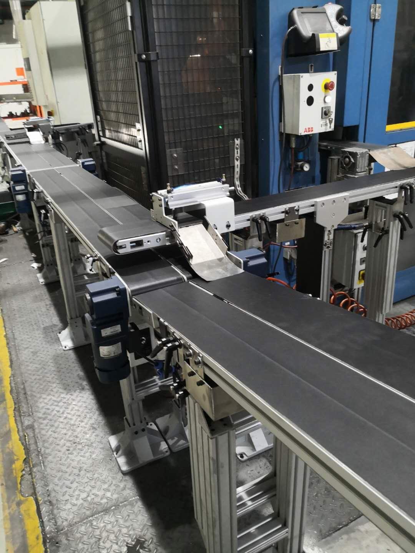 桐庐销售输送机 输送带 流水线 生产线 信息推荐 艾姆华世特传动设备供应