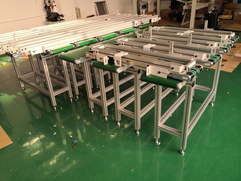 秀洲区销售输送机 输送带 流水线 生产线 欢迎咨询 艾姆华世特传动设备供应